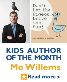 kids author of the month mo