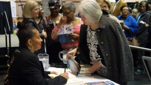 Terry McMillan Author Event 3/10/15
