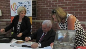 Zahi Hawass Event 8/4/15