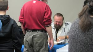 Hillbilly Jim and Gary P. West Event 1/19/17