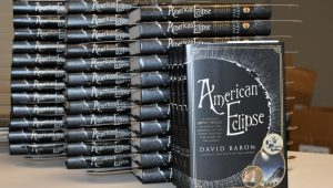 "David Baron ""American Eclipse"" Event 6/22/17"