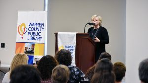 Karin Slaughter Event 8/9/17