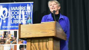 Lois Lowry Event 4/12/18