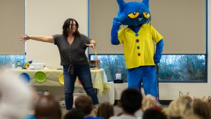 Pete the Cat: Meet the Cat! 10/1/19