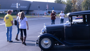 The Pat Ganahl Rod & Custom Car Show 10/20/19