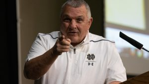 "Legends for the Library: Daniel ""Rudy"" Ruettiger 11/19/19"
